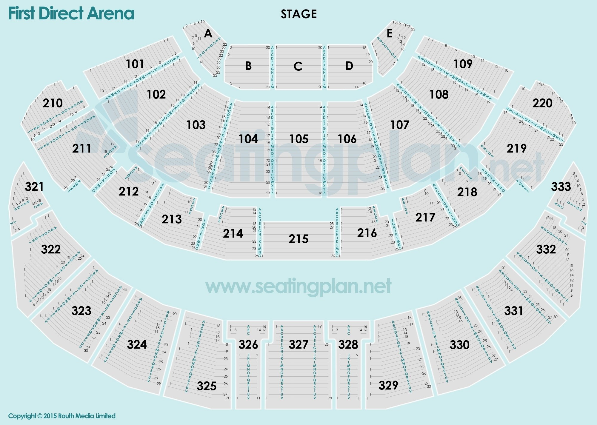 O2 Arena Floor Seating Plan O2 Arena Seating Chart Seat Numbers Viewkaka Co